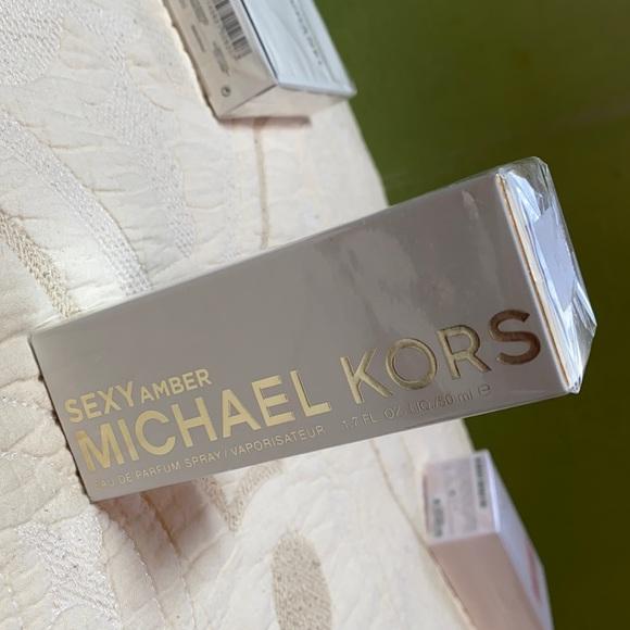 Michael Kors sexy amber mist